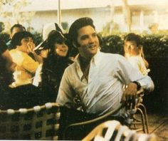 Elvis and Priscilla vacationed in Hawaii to visit the USS Arizona Memorial. The Presley family made yearly visits thereafter.