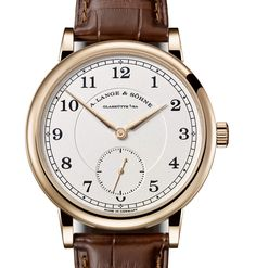 A. Lange & Söhne 1815 Anniversary Of F.A. Lange In Honey Gold watch - Perpetuelle