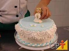 Resultado de imagem para bolo decorado de glace