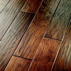 wood tile floor Avoid the worries of pet scratches, humidity and bathroom water damage with wood tile. Not to mention, its often more affordable than real hardwood. Ceramic Wood Tile Floor, Wood Look Tile Floor, Wood Grain Tile, Faux Wood Tiles, Wood Floor Bathroom, Tile Looks Like Wood, Plank Tile Flooring, Wood Plank Tile, Hardwood Tile