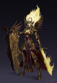 Avatar of the Sun: League of Legends Fanart, Johannes Palmblad on ArtStation at https://www.artstation.com/artwork/avatar-of-the-sun-league-of-legends-fanart