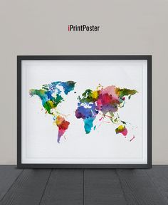 Custom world map for couples personalized wedding anniversary custom world map for couples personalized wedding anniversary engagement gift guest book love story map printable digital art print jpeg pdf pinterest gumiabroncs Choice Image