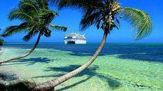 Viaggio di nozze in crociera ai Caraibi!