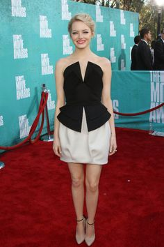 Party-hopping: From Emma Stone to Shailene Woodley, check out which of our favorite Young Hollywood stars stepped out for the 2012 MTV Movie Awards. Check out more red carpet photos here»