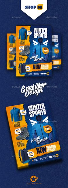 Buy Shopping Product Flyer Templates by grafilker on GraphicRiver. Shopping Product Flyer Templates Fully layered INDD Fully layered PSD 300 Dpi, CMYK IDML format open Indesign or . Poster Cars, Poster Sport, Poster Retro, Design Poster, Flyer Design, Print Design, Graphic Design, Label Design, Layout Design