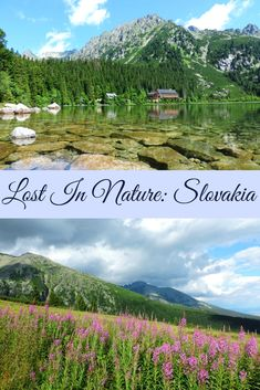 We're not sure what Slovakia is the most famous for. Whether it's famous at all. But one thing we are sure is that it should be. And what we love the most about it is: its national parks! Whether we want to get lost in wild mountain landscapes, picturesque canyons, evergreen pine forests, rocky plateaus or pretty caves, Slovakia offers wonderful choices.