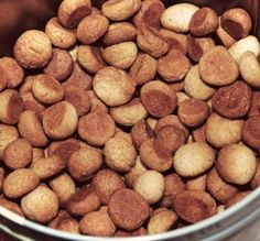 Pebernødder - Powered by Dog Food Recipes, Almond, Sweets, Baking, Desserts, Baking Soda, Tailgate Desserts, Deserts, Gummi Candy