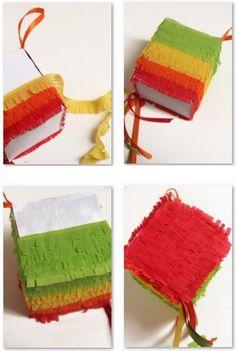 piñata paso a paso 1