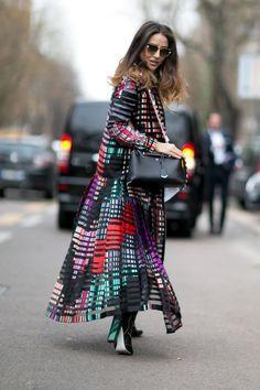 Pin for Later: Les Meilleurs Looks Street Style de la Fashion Week de Milan Jour 2