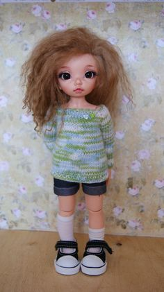 Sweater for Littlefee YOSd by CocoDolls on Etsy