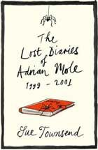 Adrian Mole has entered middle age and is now 'the same age as Jesus when he died' Father to the grammatically challenged Glenn, and William - who takes a 'Big Boy Arouser' condom to nursery school as his innocent contribution to a hot air balloon project Used Books, Books To Read, My Books, Adrian Mole, Secret Diary, Square Dance, Book Authors, Leicester, Fiction Books