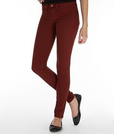 Flying Monkey Skinny Stretch Jean-I ordered these and just love this color for fall.