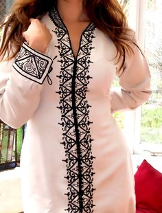 Moroccan Women's Clothing