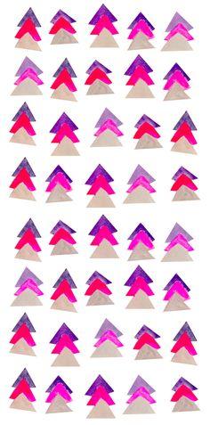 Paperfashion Neon Fashion Illustration Advice on Paint Glitter and Tutorials