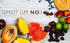 GM NO! – What's the go on GMO? Today's new post on our website takes a look at GMOs and the easiest way to avoid them. Cantaloupe, Organic, Website, Fruit, News, Food, Essen, Meals, Yemek