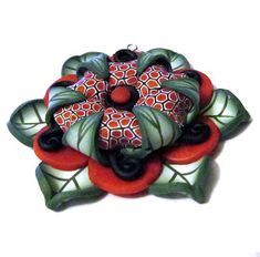 Kael Mijoy: Fairy Flower Pendant Tutorial