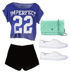 Untitled #81 by fashion-softball-girl on Polyvore featuring polyvore, interior, interiors, interior design, home, home decor, interior decorating, !M?ERFECT, Andrew Gn and Chanel