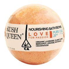 Love CBD Bath Bomb – Kush Queen Shop