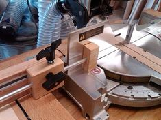 New Fence, Stops and ZCI for my Miter Saw - by Vincent Nocito @ LumberJocks.com ~ woodworking community
