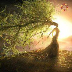Mystical Tree Women