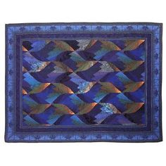 One of my favorite tessalating quilts by Jinny Beyer. I love any quilts by Jinny Beyer