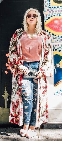 Plus Size Fashion for Women #plussize #trendyplussizeclothesforwomen