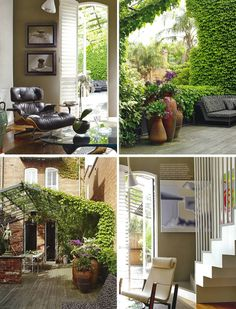 Ivy Oasis by Eckersleys Garden Design