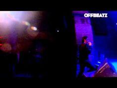 Bruno Morgado - Cavaleiros da Meia-noite. Concerto da 102ª edição do Club Offbeatz.