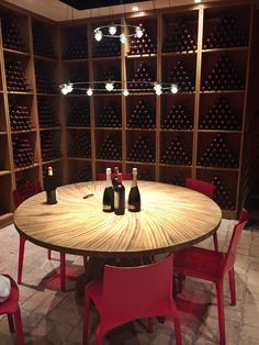 Luigi + Mei were at Castello Di Cigognola seeing the winemakers + sampling the vino! See more: http://on.fb.me/1L9tHrF