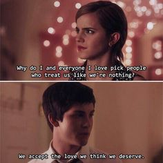 The Perks of being a wallflower!