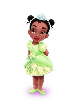 Disney Princess - Young Tiana