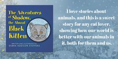 Waters, Author of Breathtaking Fiction What a delightful story! Join Shadow and her family on an adventure of a lifetime!What a delightful story! Join Shadow and her family on an adventure of a lifetime!