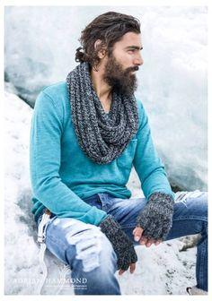 Paraskevas Boubourakas Fronts Adrian Hammond Fall/Winter 2013 Campaign