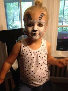 Goat Goats, Carnival, Halloween Face Makeup, Costumes, Holidays, Kids, Painting, Beauty, Young Children