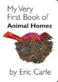 Where do animals live? Blog activity based on this book. Look for animal homes around your neighborhood (squirrels live in trees, birds build nests, ant hills, etc.)
