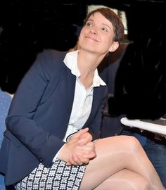 Frauke Petry Legs