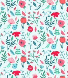 Muchable - Pattern flowers