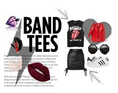 """rock night"" by nerea-her on Polyvore featuring moda, Versus, Alexander Wang, adidas, Diesel y Alexis Bittar"