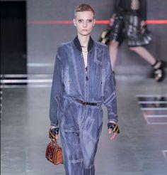 Le total denim de Louis Vuitton