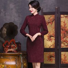 Robes Cheongsam Robes Meilleures Du 38 Et Winter Images Tableau Fall qH1nvw