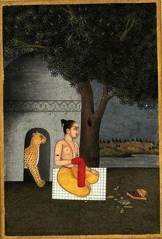 Bangali Ragini.   http://gallica.bnf.fr/ark:/12148/btv1b60012547/f17.zoom.r=Peintures