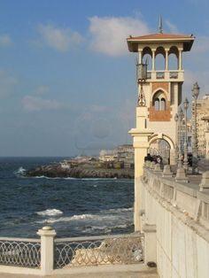 Ponte Stanley, Alessandria Egitto