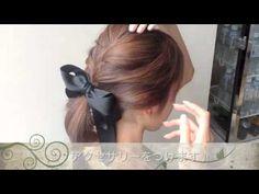 AFLOAT JAPAN簡単ヘアアレンジ動画♪ - YouTube