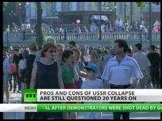 Big Break: Pros & cons of USSR collapse as 20 years passed