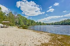 Want a beach in your own backyard while living in the mountains of Martinsville? That's what Sunset Lake offers its residents!#SunsetLake #MartinsvilleNJ #BridgewaterNJ #Lakeliving  LISA BERCHOFF, Weichert Realtor & Home Staging Professional  (908) 334-9399  Lisa@LisaBerchoff.com Happiest Places To Live, Sunset Lake, Staging, Playground, The Neighbourhood, Backdrops, Lisa, Swimming, Backyard