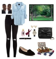Picnic in the park by kl1108 on Polyvore featuring ALDO, Sam & Libby, Olivia Burton, Linea Pelle, Thos. Baker and in2green