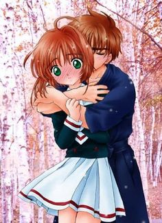 Sakura y Shaoran // Cardcaptor Sakura