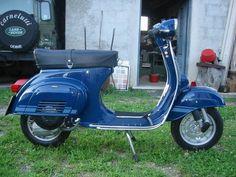 Vespa Piaggio - Et3