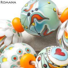 Lampwork Beads by Romana / June 2013