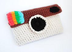 Instagram case for iphone by Alexandra Popova, via Behance